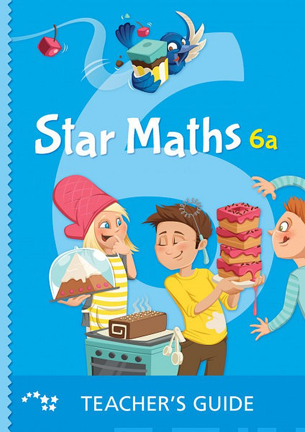 Image for Star Maths 6a Teacher's guide from Suomalainen.com