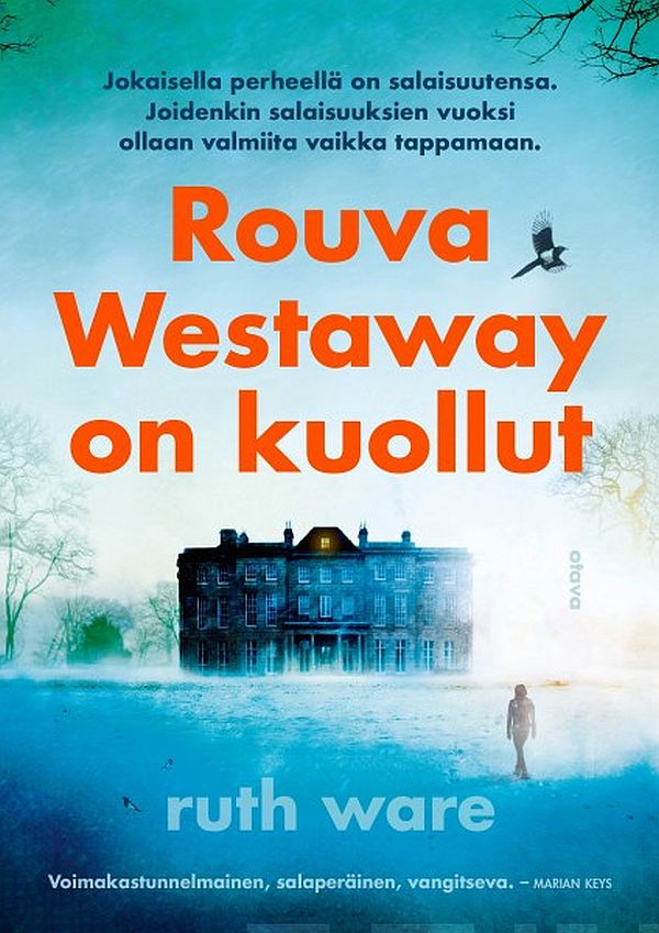 Image for Rouva Westaway on kuollut from Suomalainen.com