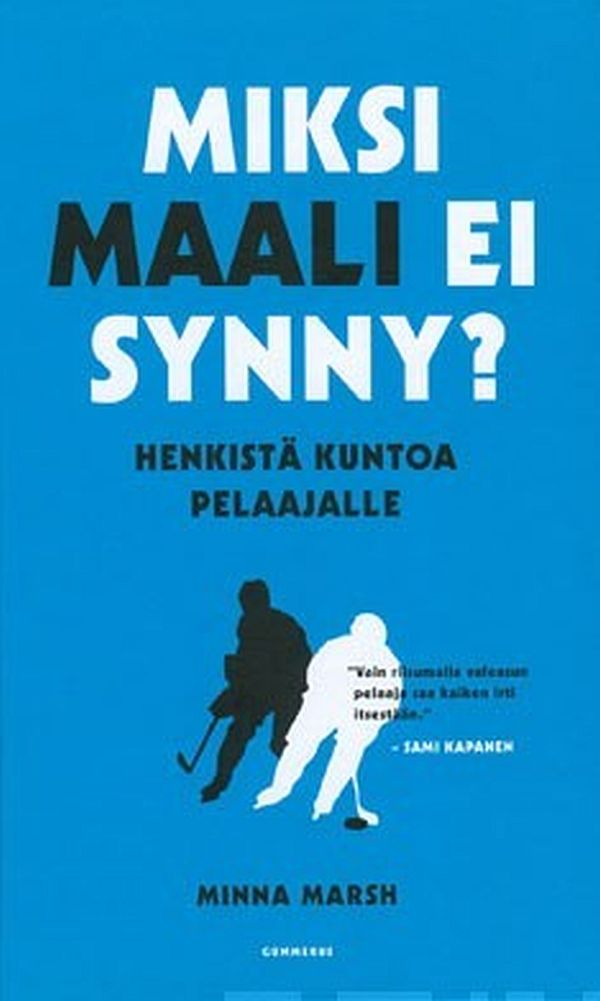 Image for Miksi maali ei synny? from Suomalainen.com