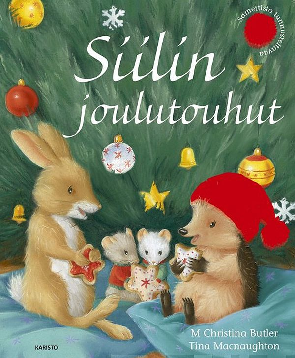 Image for Siilin joulutouhut from Suomalainen.com
