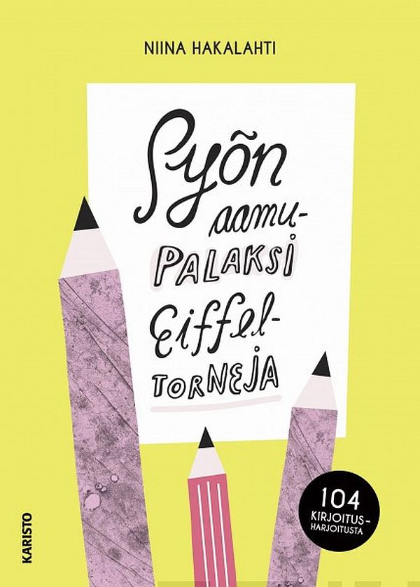Image for Syön aamupalaksi Eiffel-torneja from Suomalainen.com