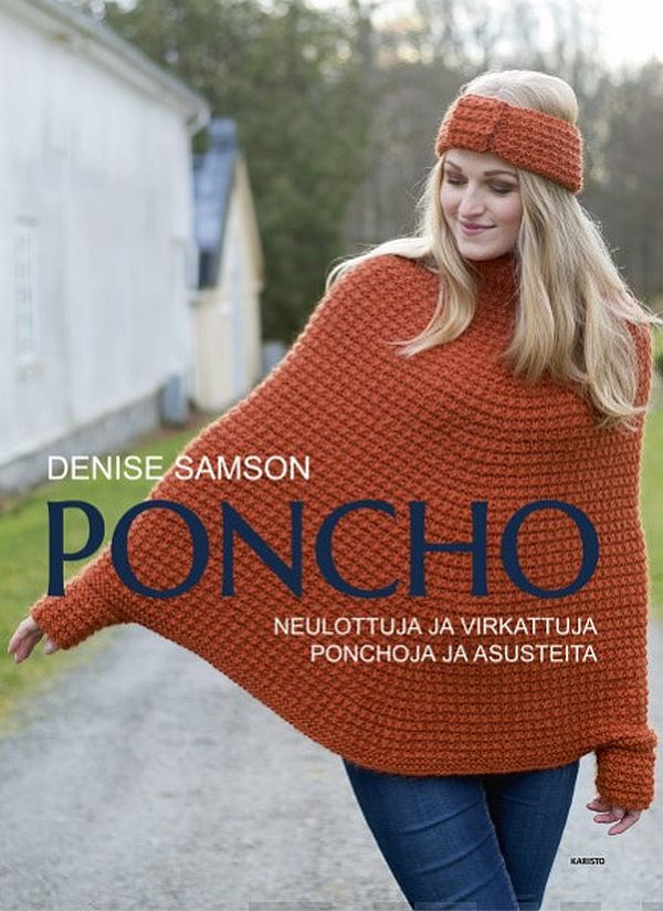 Image for Poncho from Suomalainen.com