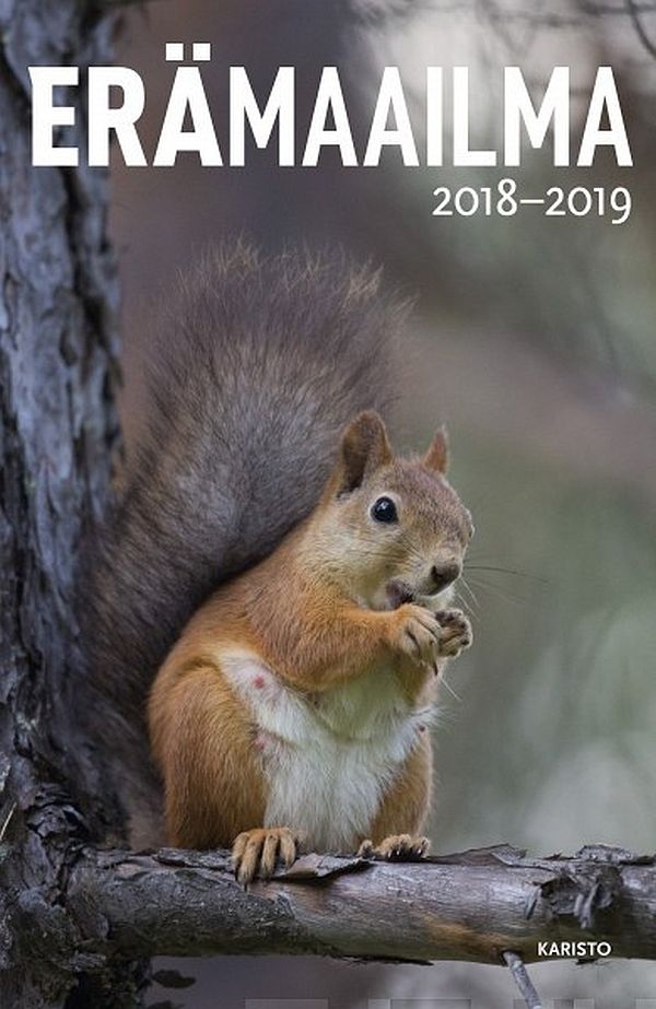 Image for Erämaailma 2018-2019 from Suomalainen.com