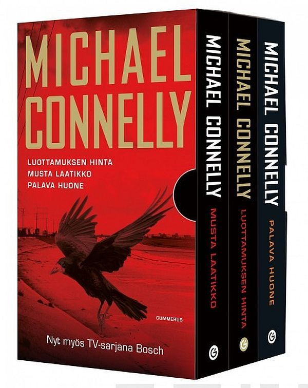 Image for Harry Bosch from Suomalainen.com