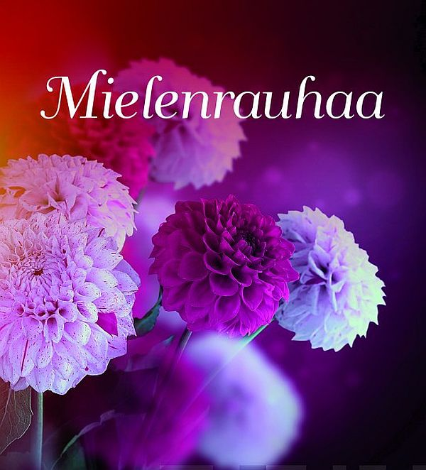 Image for Mielenrauhaa from Suomalainen.com
