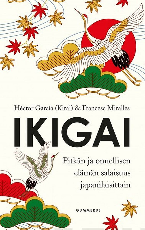Image for Ikigai from Suomalainen.com