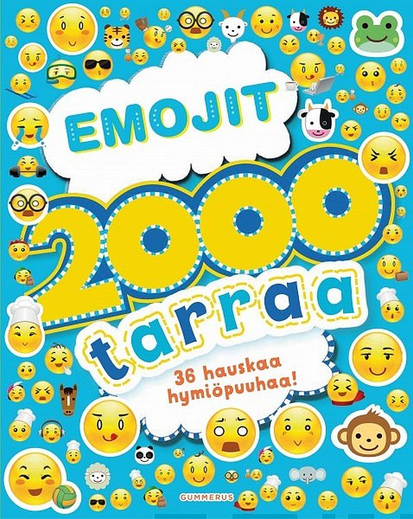 Image for Emojit 2000 tarraa from Suomalainen.com
