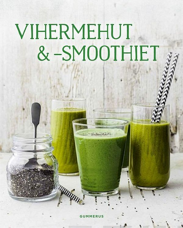 Image for Vihermehut ja -smoothiet from Suomalainen.com