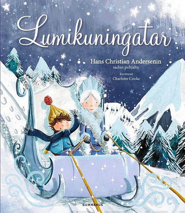 Image for Lumikuningatar from Suomalainen.com