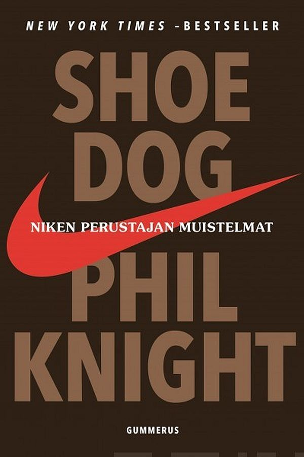 Image for Shoe Dog from Suomalainen.com