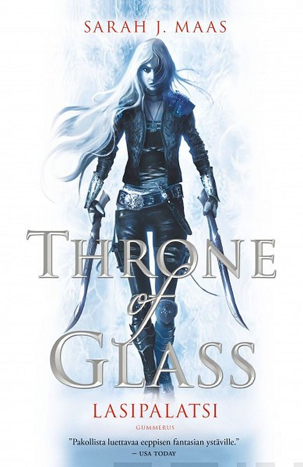 Image for Throne of Glass - Lasipalatsi from Suomalainen.com