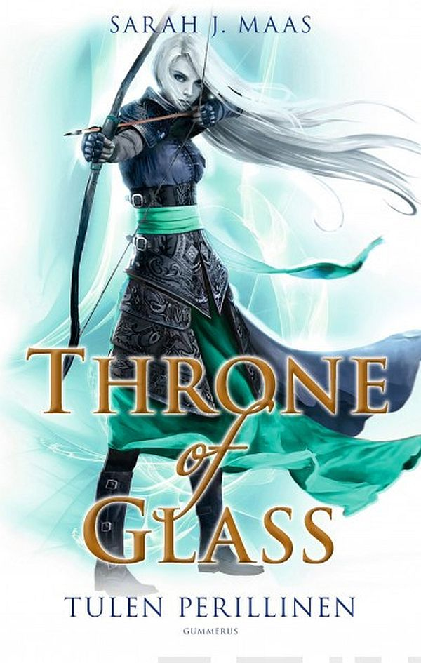 Image for Throne of Glass - Tulen perillinen from Suomalainen.com