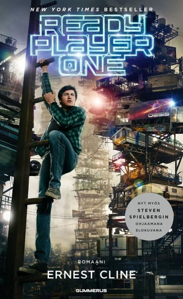 Image for Ready Player One from Suomalainen.com