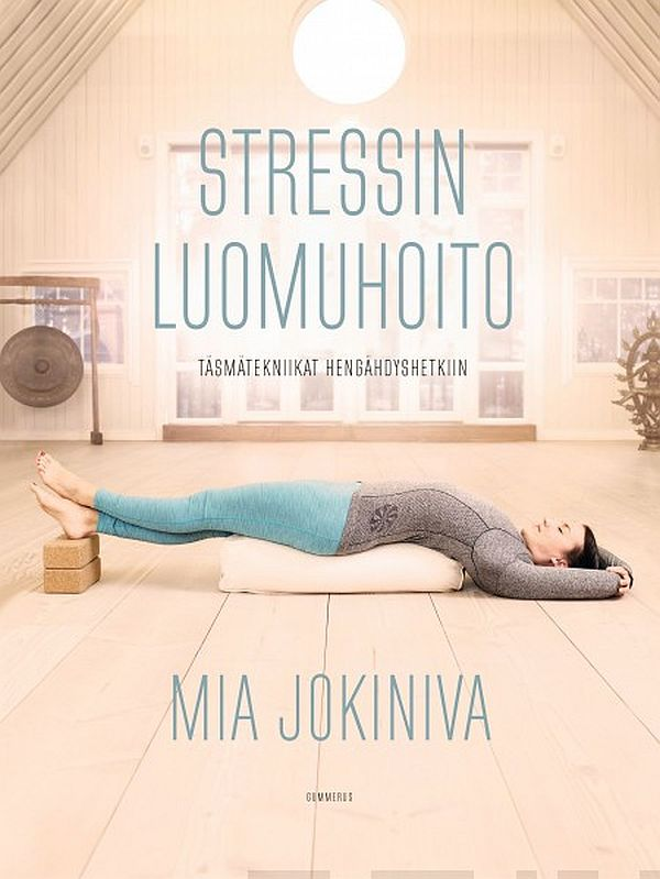 Image for Stressin luomuhoito from Suomalainen.com