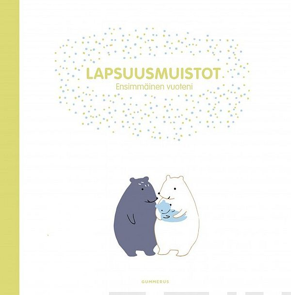 Image for Lapsuusmuistot from Suomalainen.com
