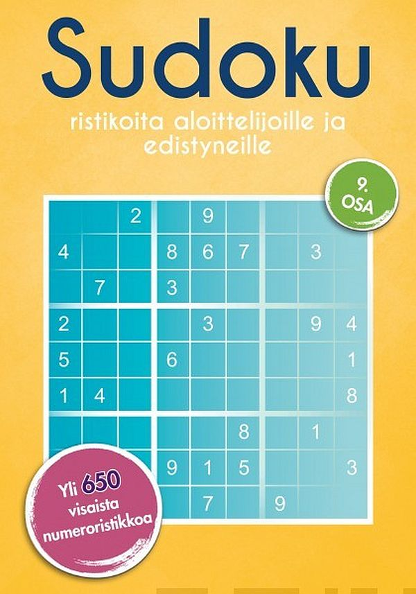 Image for Sudoku 9 from Suomalainen.com