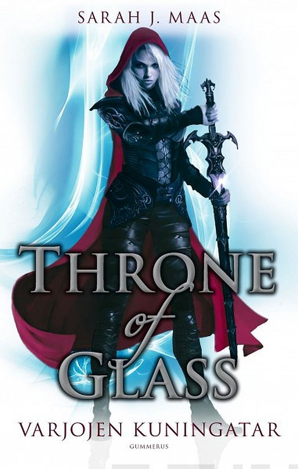 Image for Throne of Glass - Varjojen kuningatar from Suomalainen.com
