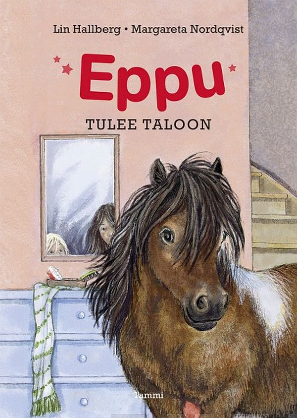 Image for Eppu tulee taloon from Suomalainen.com