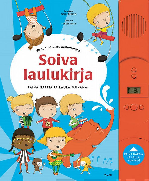 Image for Soiva laulukirja from Suomalainen.com