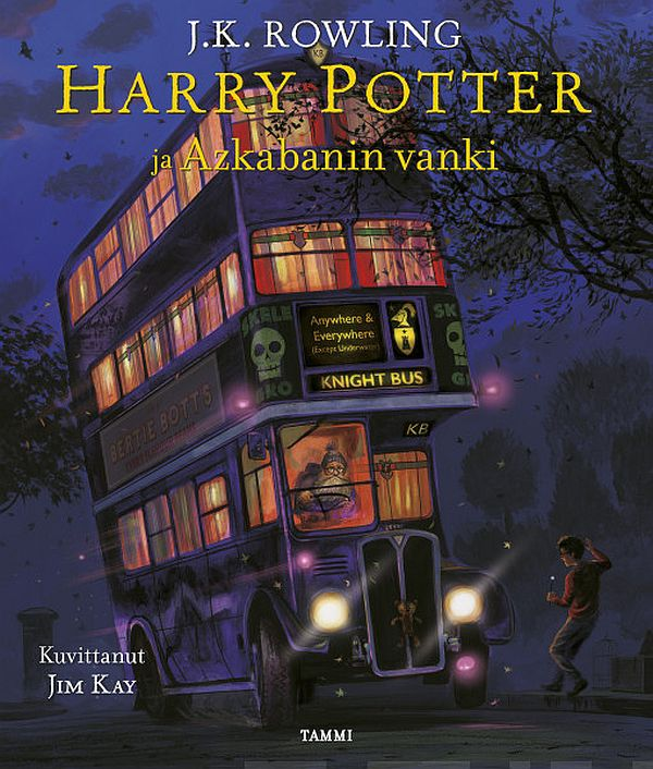 Image for Harry Potter ja Azkabanin vanki from Suomalainen.com