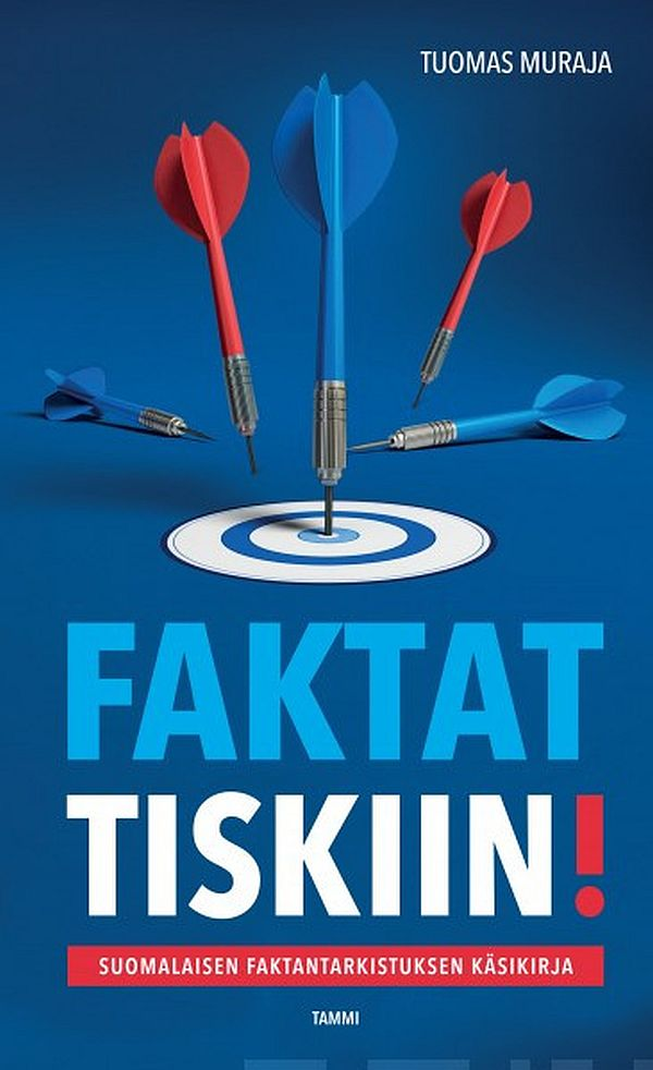 Image for Faktat tiskiin! from Suomalainen.com