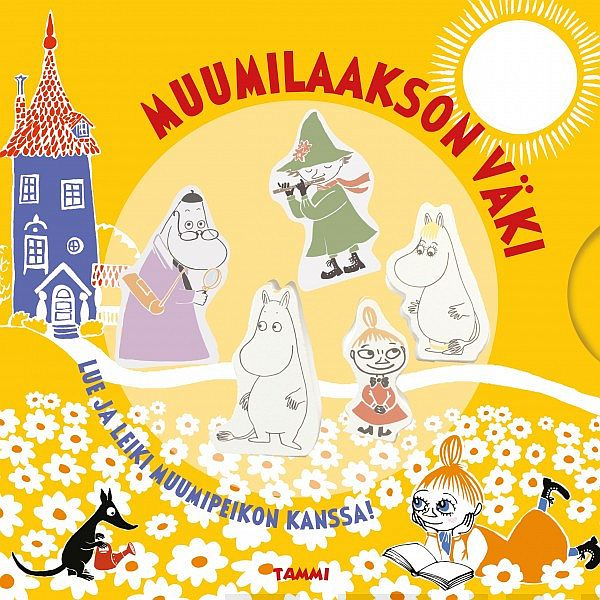Image for Muumilaakson väki from Suomalainen.com