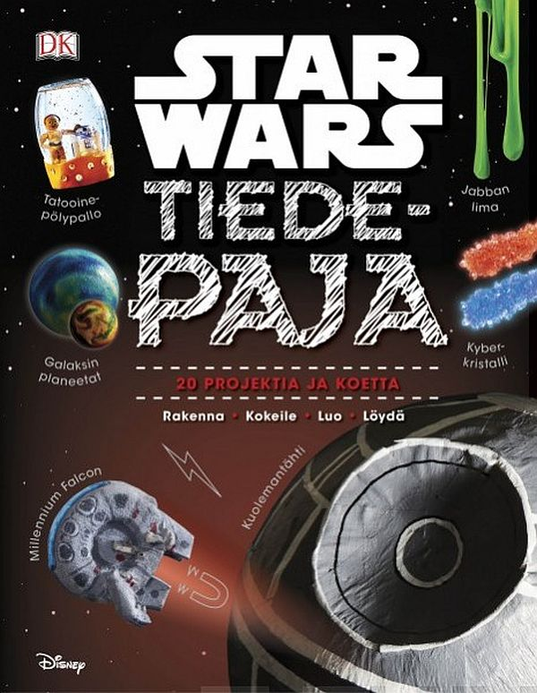 Image for Star Wars Tiedepaja from Suomalainen.com