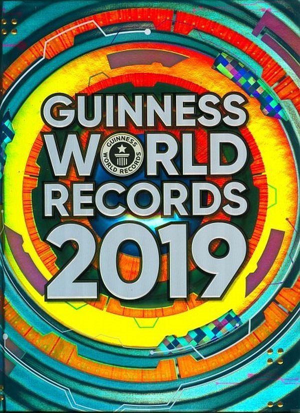 Image for Guinness World Records 2019 from Suomalainen.com