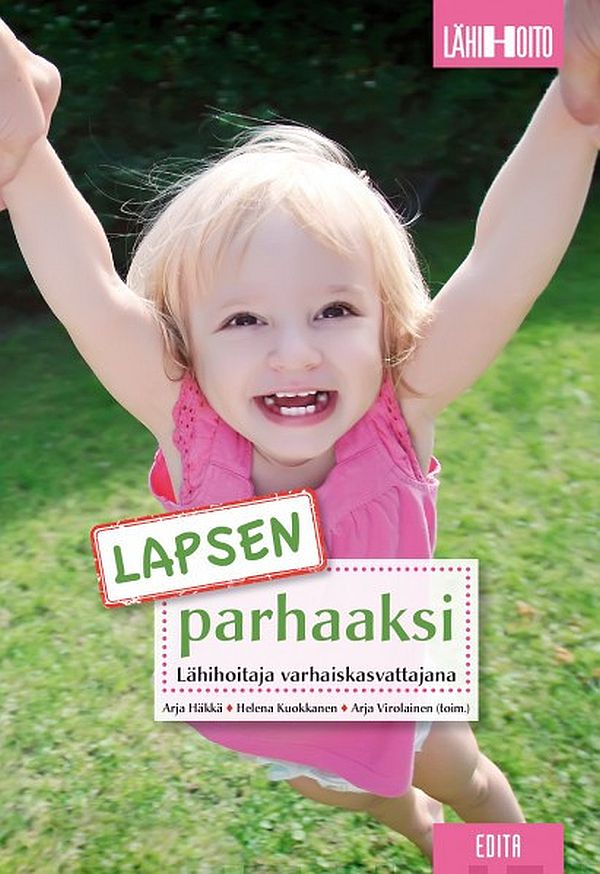 Image for Lapsen parhaaksi from Suomalainen.com