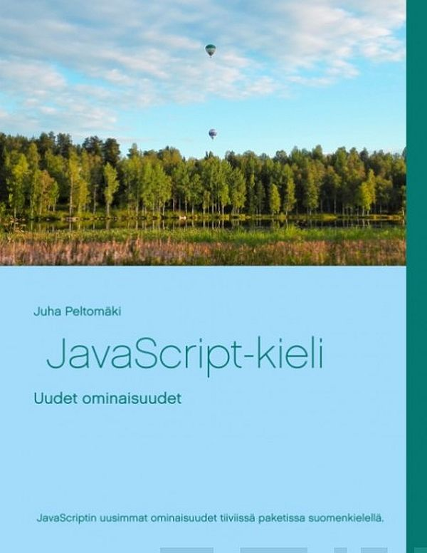 Image for JavaScript -kieli from Suomalainen.com