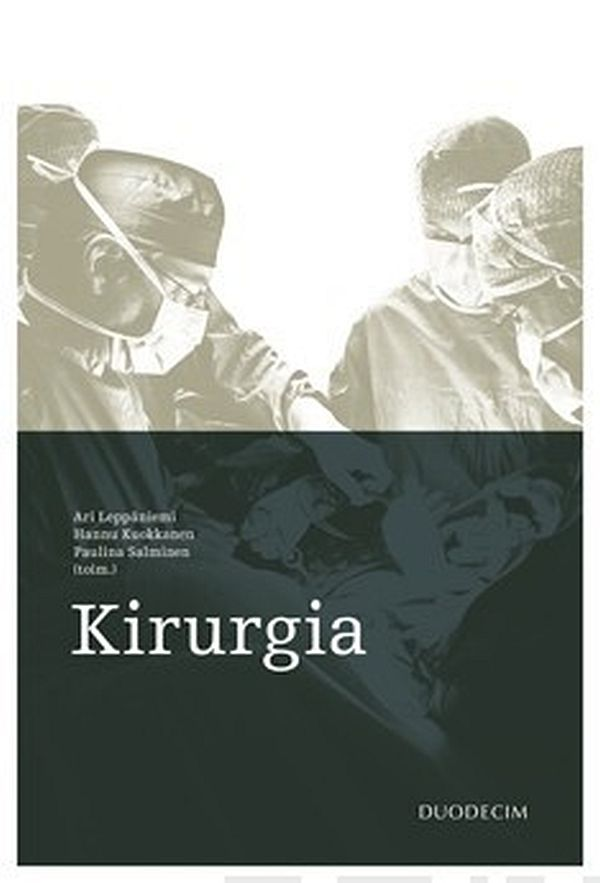 Image for Kirurgia from Suomalainen.com