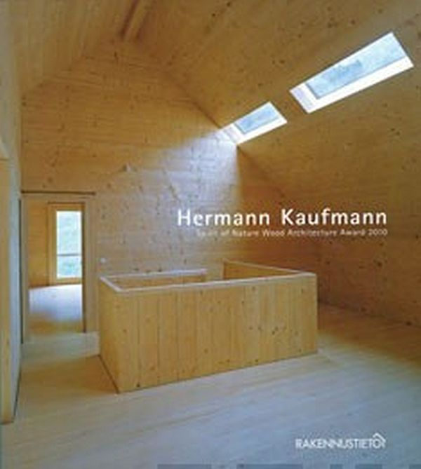 Image for Hermann Kaufmann: Spirit of Nature Wood from Suomalainen.com
