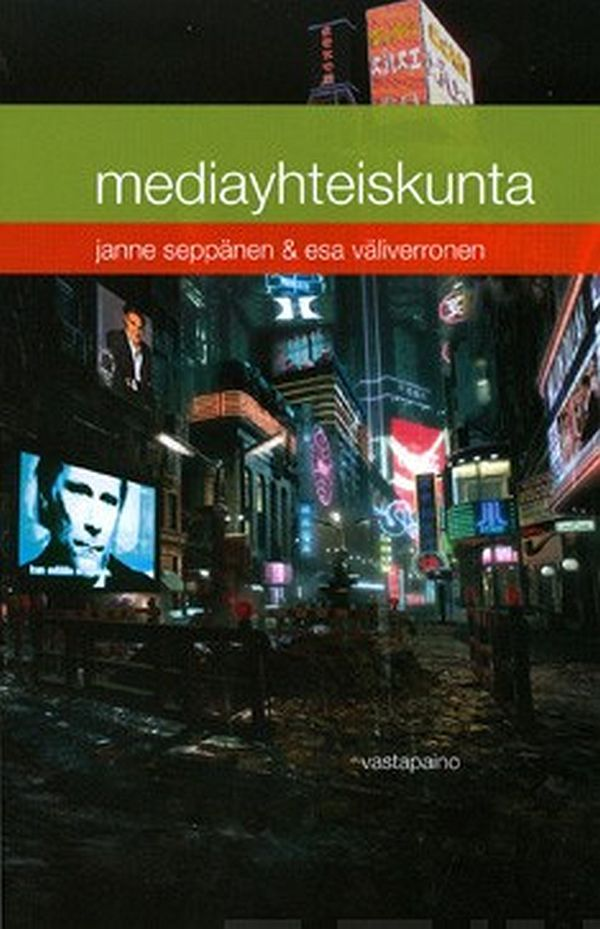 Image for Mediayhteiskunta from Suomalainen.com