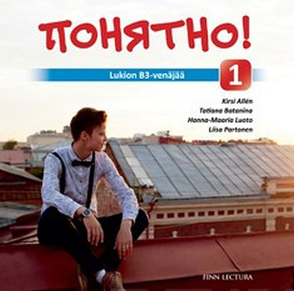 Image for Ponjatno! 1 (cd) from Suomalainen.com