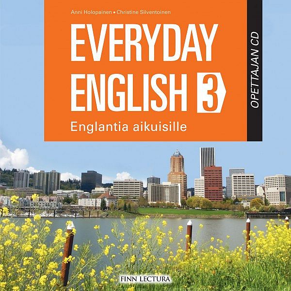 Image for Everyday English 3 from Suomalainen.com