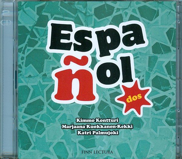 Image for Espanol dos (cd) from Suomalainen.com