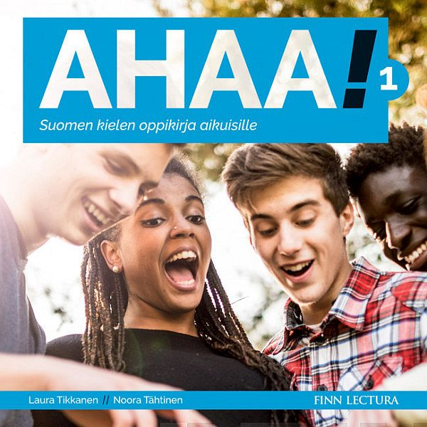 Image for Ahaa! 1 (cd) from Suomalainen.com
