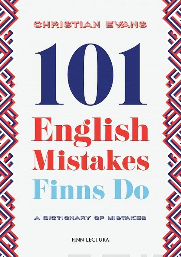 Image for 101 English Mistakes Finns Do from Suomalainen.com