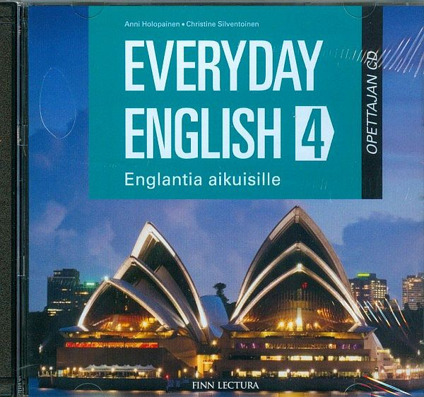 Image for Everyday English 4 from Suomalainen.com
