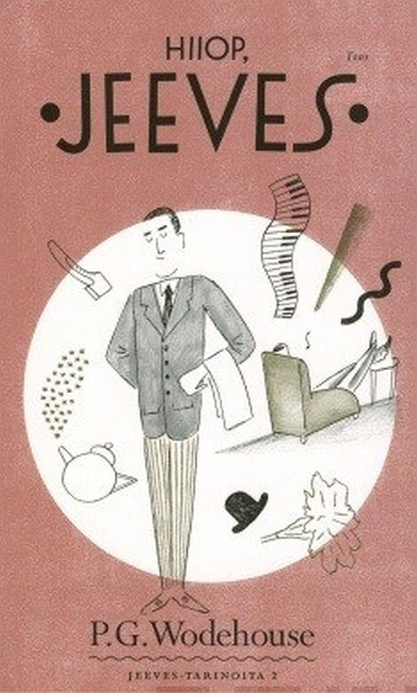 Image for Hiiop, Jeeves from Suomalainen.com