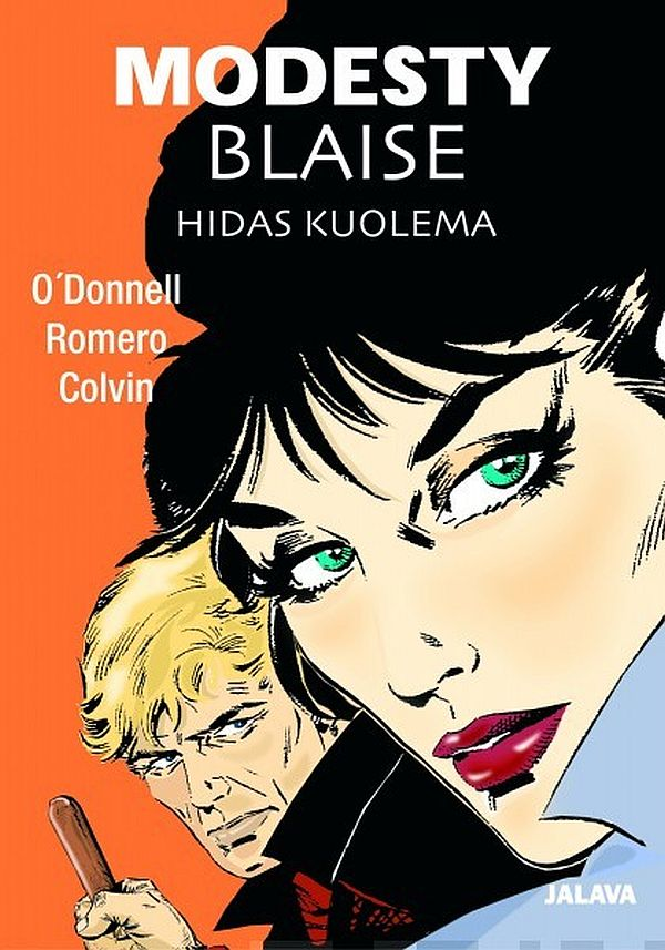 Image for Modesty Blaise from Suomalainen.com