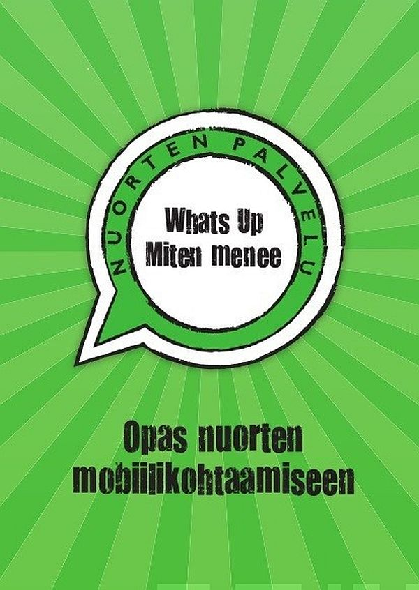 Image for Whats Up - Miten menee from Suomalainen.com
