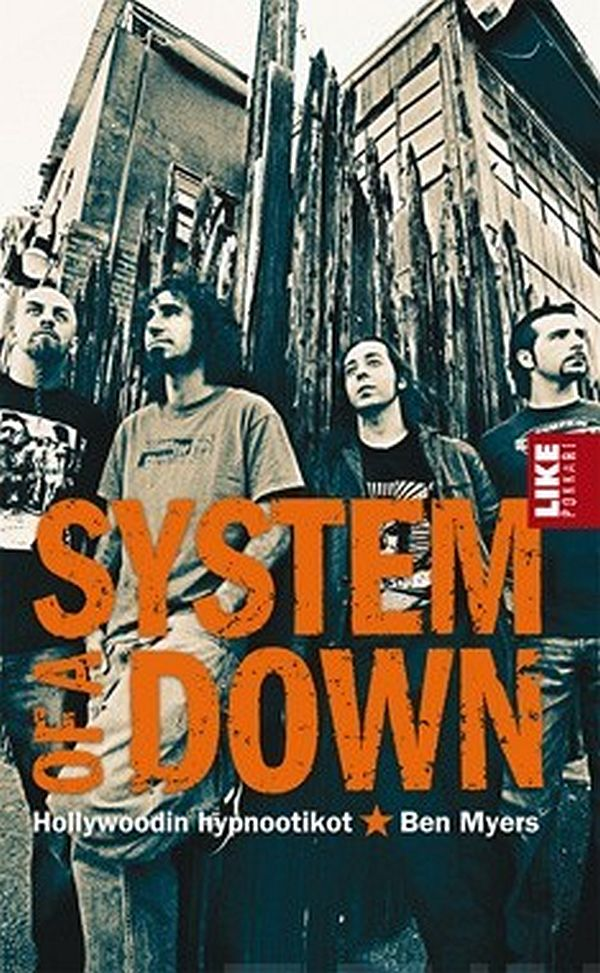 Image for System of a Down from Suomalainen.com