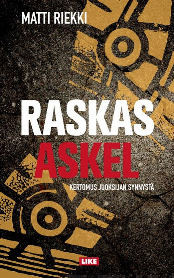 Image for Raskas askel from Suomalainen.com