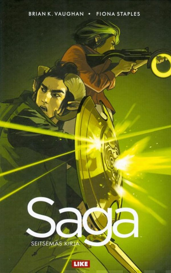 Image for Saga from Suomalainen.com