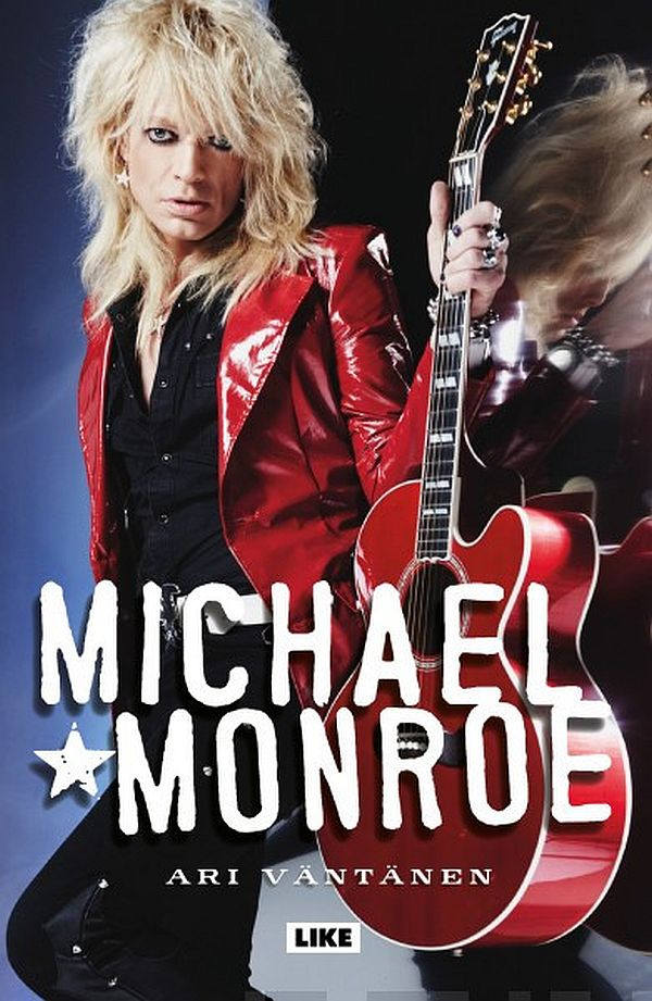 Image for Michael Monroe from Suomalainen.com