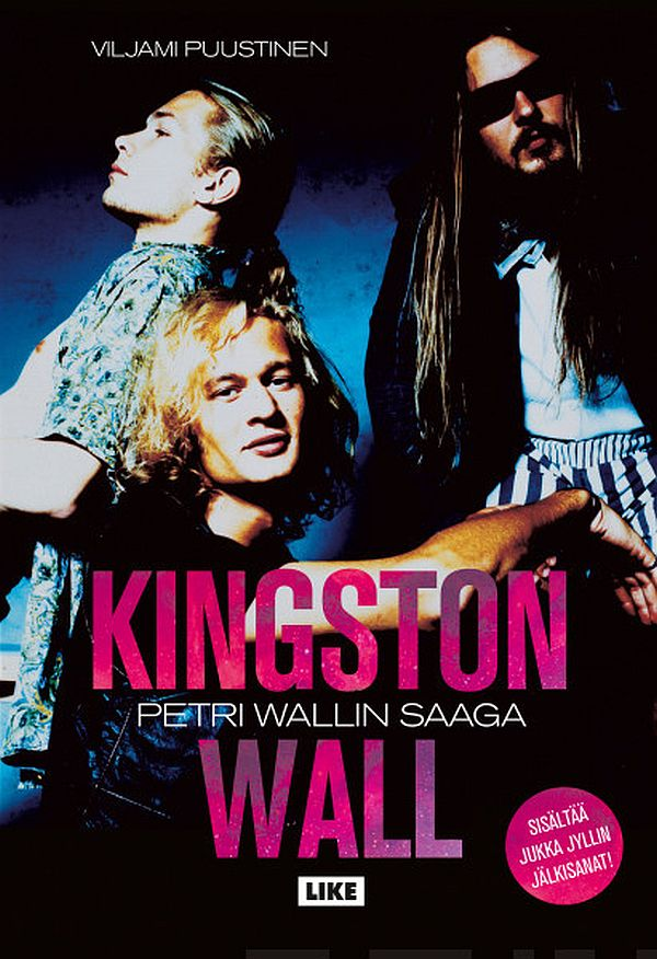 Image for Kingston Wall from Suomalainen.com