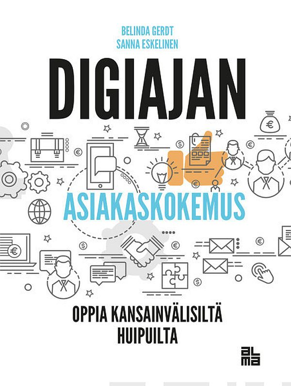 Image for Digiajan asiakaskokemus from Suomalainen.com