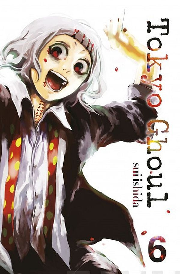 Image for Tokyo Ghoul 6 from Suomalainen.com