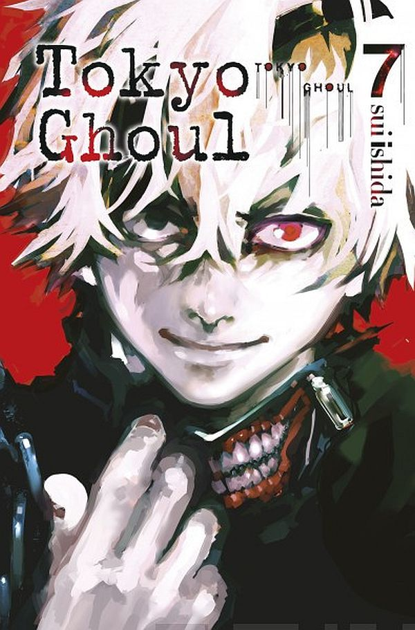 Image for Tokyo Ghoul 7 from Suomalainen.com